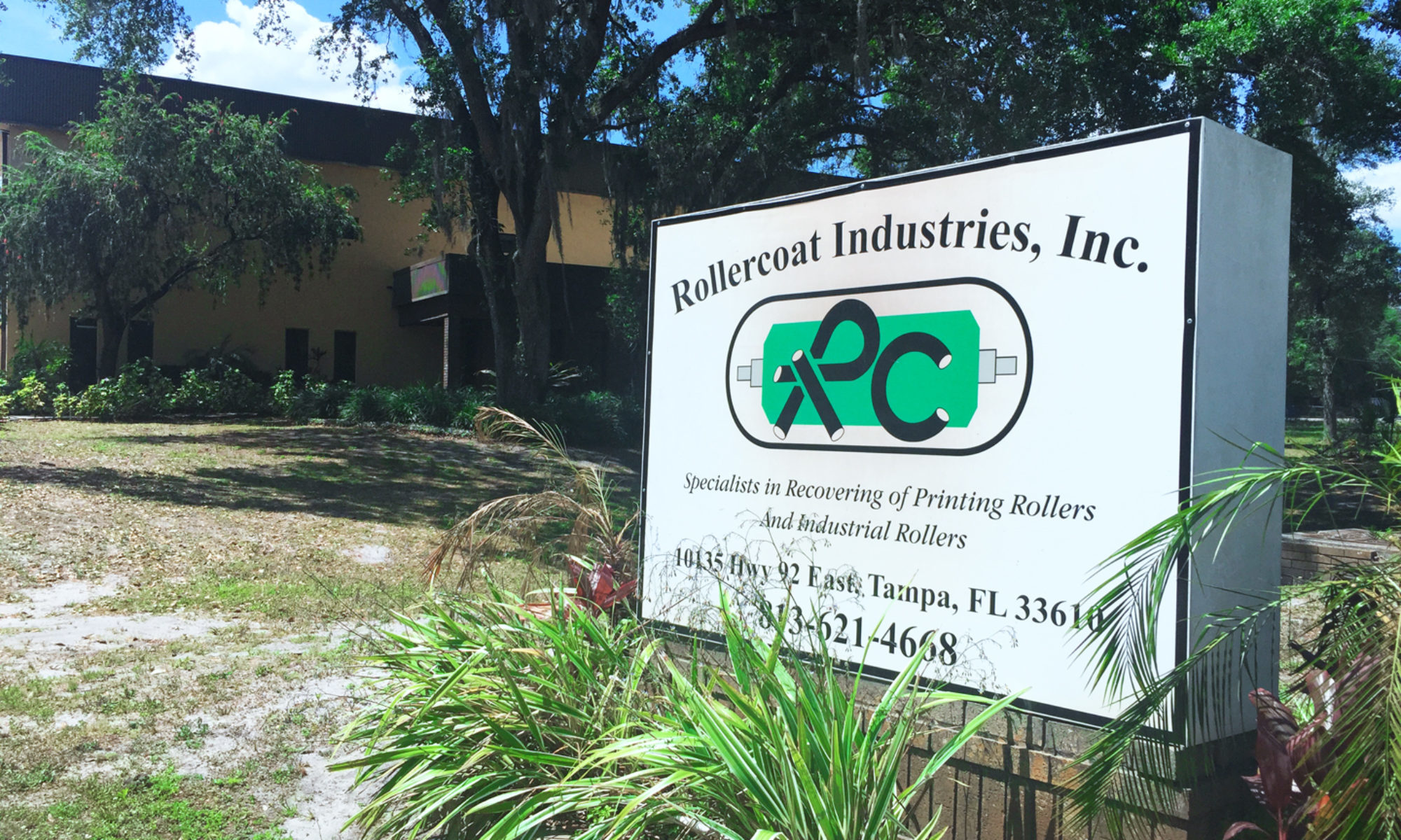 Rollercoat Industries, Inc.