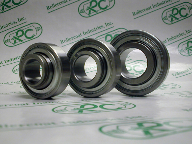 metal shield insert bearing