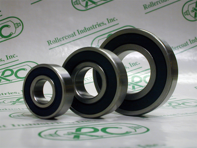 rubber seal radial ball bearing