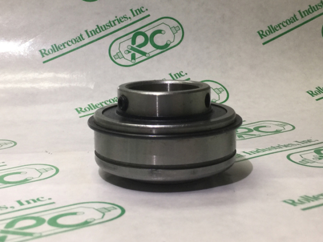 SER series snap ring bearing